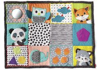 Infantino Speeltapijt Fold & Go Giant discovery mat-commercieel beeld