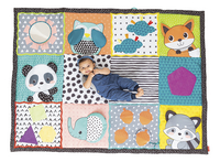Infantino Speeltapijt Fold & Go Giant discovery mat-Afbeelding 1