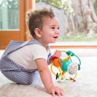 Infantino Jouet d'activité Magic Beads Ballon-Image 1