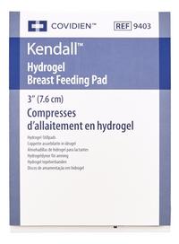 Kendall Pads voor tepelkloven - 2 stuks-Vooraanzicht