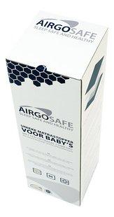 Airgosafe Surmatelas Lg 60 x L 120 cm-Vue du haut