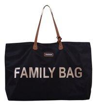 Childhome Verzorgingstas Family Bag zwart/goud-Vooraanzicht