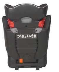 Dreambee Autostoel Essentials IsoFix Groep 2/3 grijs-Achteraanzicht