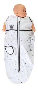 Puckababy Cape d'emmaillotage Mini Hong Kong jersey 3 - 6 mois-Image 2