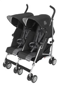 Maclaren Buggy Duo Twin Triumph black/charcoal-Détail de l'article