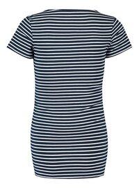 Noppies Mum T-shirt d'allaitement Paris bleu-Arrière