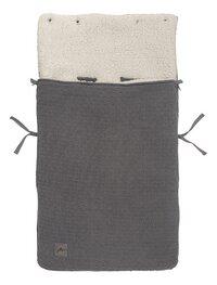 Jollein Chancelière pour siège-auto portable Bliss Knit Storm Grey-Détail de l'article