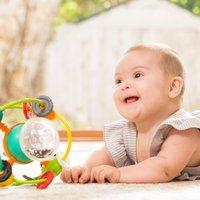 Infantino Activiteitenspeeltje Magic Beads Bal-Afbeelding 2