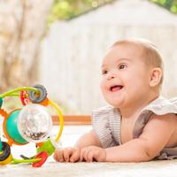 Infantino Jouet d'activité Magic Beads Ballon-Image 2
