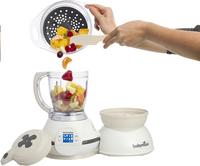 Babymoov Stoomkoker/mixer/flesverwarmer/sterilisator Nutribaby cream-Afbeelding 3