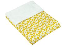 Trixie Couverture/drap en polaire pour lit Balloon Yellow