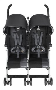 Maclaren Buggy Duo Twin Triumph black/charcoal-Avant