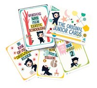 Milestone Junior Cards-Vooraanzicht