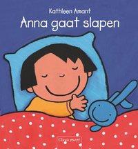 Livre pour bébé Anna gaat slapen NL