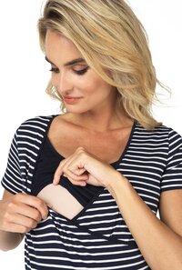 Noppies Mum T-shirt d'allaitement Paris bleu-Détail de l'article
