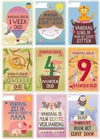 Milestone Baby Cards-Artikeldetail