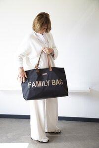 Childhome Verzorgingstas Family Bag zwart/goud-Afbeelding 2