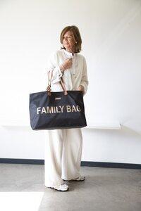 Childhome Verzorgingstas Family Bag zwart/goud-Afbeelding 3