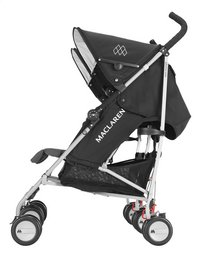 Maclaren Buggy Duo Twin Triumph black/charcoal-Côté droit