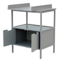 Jurababy Table à langer gris-Détail de l'article