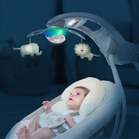 Ingenuity Babyswing Inlighten Cradling Swing Cambridge-Artikeldetail