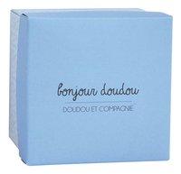 Doudou et Compagnie Doudou Konijn blauw -Linkerzijde