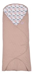 Lodger Wikkelcape Wrapper Clever quilt nude pink-Artikeldetail