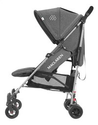 Maclaren Buggy Quest ARC charcoal denim-Artikeldetail