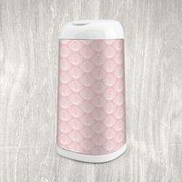 Angelcare Housse pour poubelle à langes Dress up fleur rose-Image 1