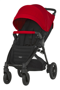 Britax Poussette évolutive B-Motion flame red