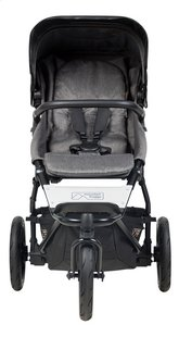 Mountain Buggy Wandelwagen Urban Jungle V3 Luxury collection herringbone-Vooraanzicht