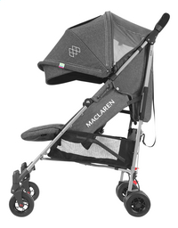 Maclaren Buggy Quest ARC charcoal denim-Rechterzijde