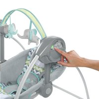 Ingenuity Babyswing Comfort 2 Go Portable Swing Jungle Journey-Artikeldetail