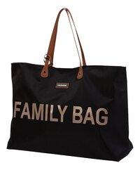 Childhome Verzorgingstas Family Bag zwart/goud-Rechterzijde