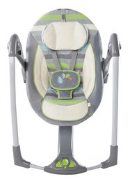 Ingenuity Balancelle pour bébé Power Adapt Portable Swing Vesper
