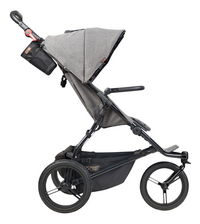 Mountain Buggy Wandelwagen Urban Jungle V3 Luxury collection herringbone-Linkerzijde