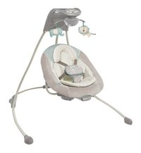 Ingenuity Balancelle pour bébé Inlighten Cradling Swing Cambridge