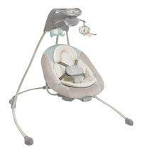 Ingenuity Babyswing Inlighten Cradling Swing Cambridge-Vooraanzicht