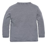 Noppies T-shirt met lange mouwen Smal navy maat 50-Achteraanzicht