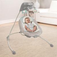 Ingenuity Babyswing Inlighten Cradling Swing Cambridge-Afbeelding 4