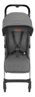 Maclaren Buggy Quest ARC charcoal denim-Vooraanzicht