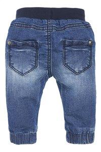 Noppies Broek Jeans Comfort blauw maat 68-Achteraanzicht
