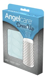 Angelcare Hoes voor luieremmer Dress up fleurs mint-Rechterzijde