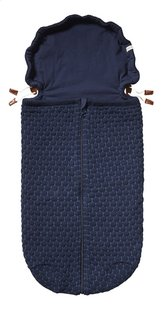 Joolz Chancelière pour siège-auto portable Essentials Honeycomb blue