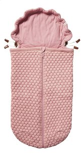 Joolz Chancelière pour siège-auto portable Essentials Honeycomb rose
