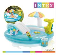 Intex Piscine pour bébé Crocodile Centre de jeu-Avant