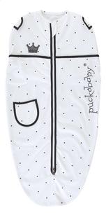 Puckababy Cape d'emmaillotage Mini Hong Kong jersey 3 - 6 mois-Avant