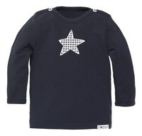 Noppies T-shirt à longues manches Monsieur navy-Avant