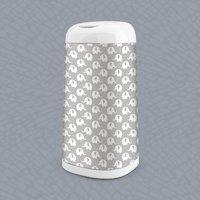 Angelcare Hoes voor luieremmer Dress up elephant grijs/wit-Afbeelding 1