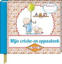 Babydagboek Mijn crèche- en oppasboek